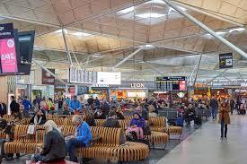 Record breaking year at London Stansted as passenger growth takes off