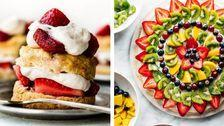Easy Summer Dessert Recipes That Couldn't Be Simpler