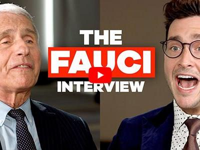 Face-to-Face With Fauci