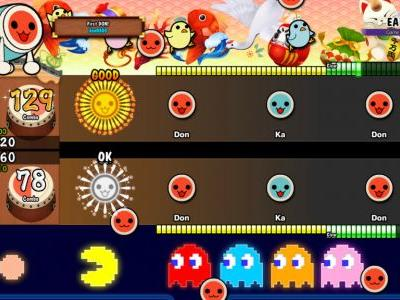Taiko no Tatsujin: Drum Session Marches to PS4 November 2
