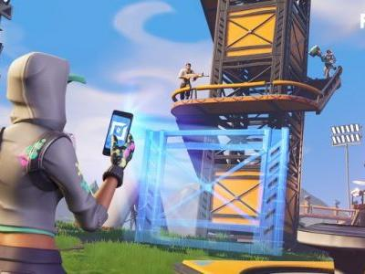 Fortnite patch notes summon the Infinity Blade