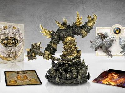 World Of Warcraft Celebrates 15th Anniversary With Collector's Edition