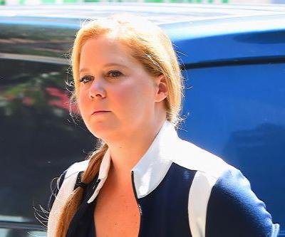 Pregnant Amy Schumer hospitalized with hyperemesis, cancels Texas show