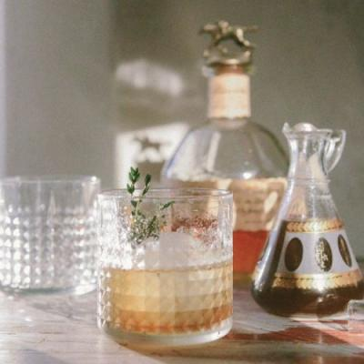 Black Pepper & Thyme Old Fashioned