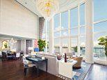 Inside the most expensive hotel room in Boston
