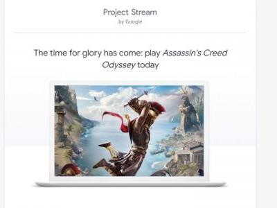 Google rolling out first Project Stream invites for console gaming right in Chrome