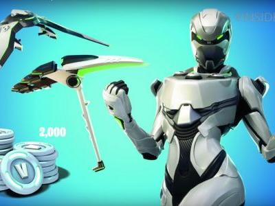 Fortnite Xbox One S Bundle Announced