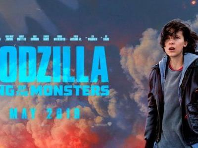 Godzilla 2 Trailer Teaser Delivers Footage of Millie Bobby Brown