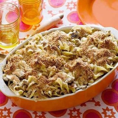 Recipe of the Day: Rachael's Turkey Noodle Casserole