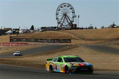 Sonoma Raceway Track Facts: 2017 Toyota/Save Mart 350