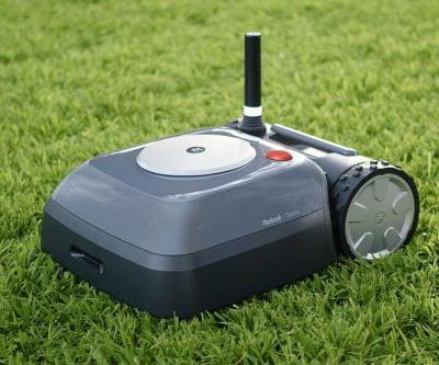 Roomba's creator made an autonomous lawnmower robot
