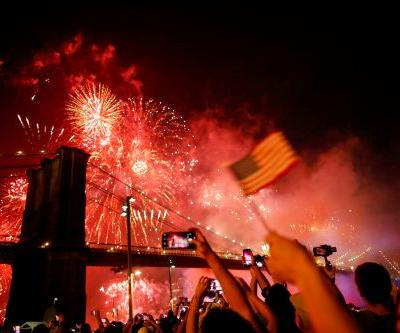 Where to watch tonight's fireworks in and around New York City