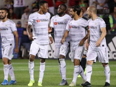 MLS Power Rankings: LAFC books postseason spot; Rooney and D.C. fading down the str