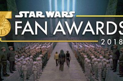 Star Wars Fan Awards Announced by LucasfilmStar Wars Fan Film