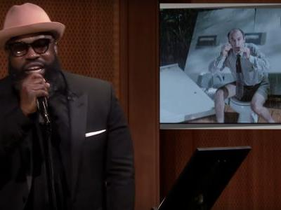 Black Thought Raps The Plot To The Jurassic Park Movies