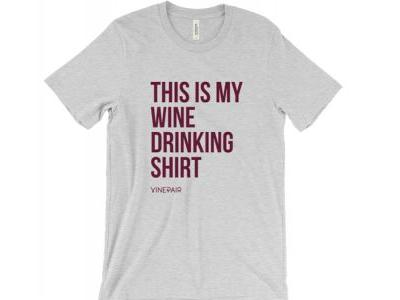 Get 15% off These Hilarious Wine and Spirits Shirts Today Only