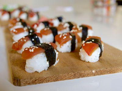 Sushi Made From Faux Fish Is Heading to Whole Foods