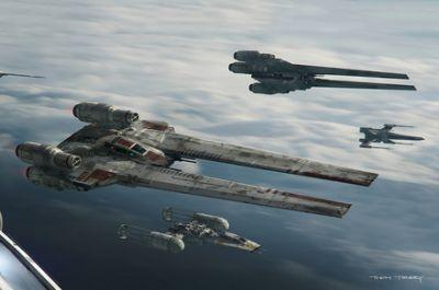 Lucasfilm: How we made 'Rogue One' look and feel seamless within the Star Wars saga