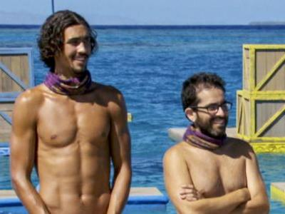 'Survivor' Castaways Devon and Mike: 'My Biggest Change Would Be to Get on Top and Stay There'