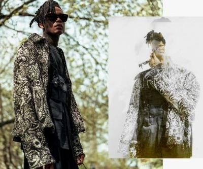 Tourne de Transmission Looks to Ancient Turkish Ruins for SS19 Collection