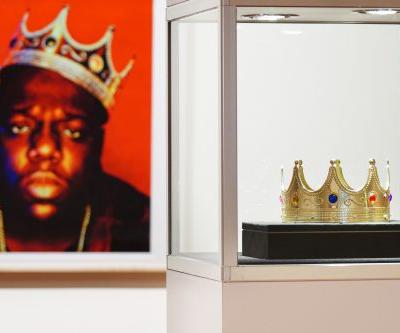 Plastic Crown Worn By Notorious B.I.G. Sells For $594k In Sotheby's First Hip-Hop Auction