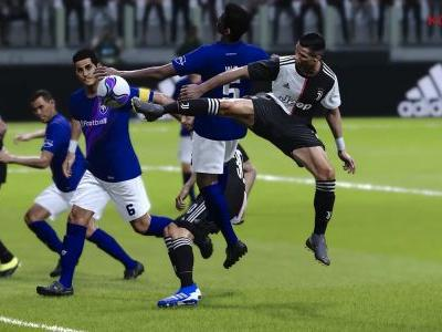 EFootball PES 2020 Nabs Exclusive Juventus FC License