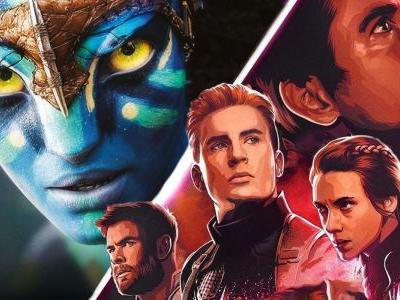 Avengers: Endgame's Re-Release Proves Just How HUGE Avatar Was 10 Years Ago