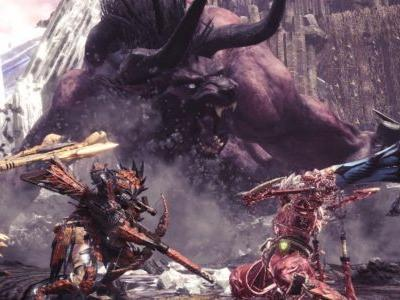 Capcom says it has 'no plans for Monster Hunter: World on Switch,' but hints at another possible Switch project