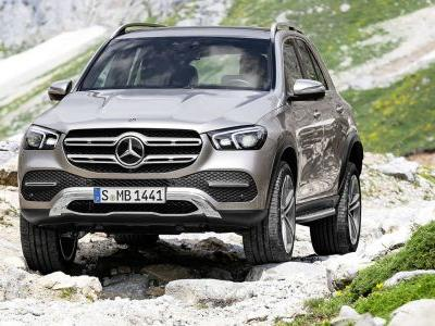 2019 Mercedes-Benz GLE Revealed With Lots Of Tech