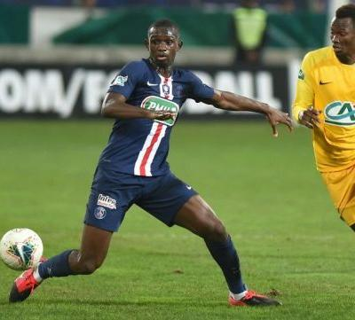 Bayern Munich sign French teen Kouassi from PSG on free transfer