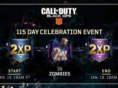 New Call Of Duty: Black Ops 4 Zombies Update And Event Now Live
