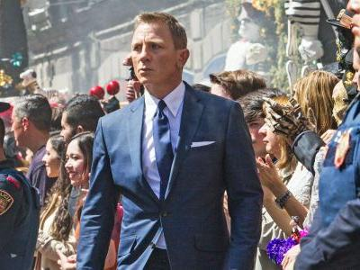 The 25th James Bond movie now has a title: 'No Time to Die'
