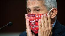 As COVID-19 Cases Surge, Fauci Says U.S. Is Still 'Knee-Deep' In First Wave