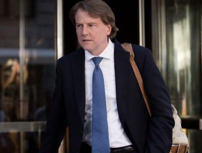 NYT Drops New Bombshell: Trump's Lawyers Don't Know What McGahn Told Mueller