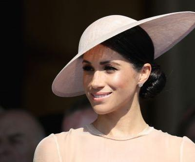 Meghan Markle now has her very own coat of arms