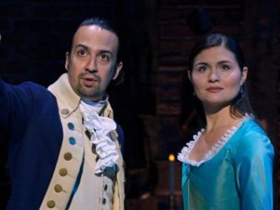'Hamilton' on Disney+ Resulted in Over Half a Million App Downloads Over the Weekend