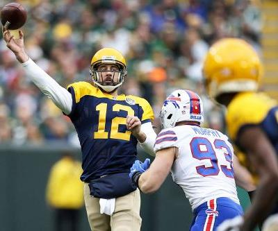 Lions Vs. Packers Live Stream: Watch NFL Week 5 Free Online