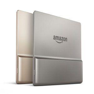 Kindle Oasis becomes first golden Amazon