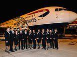 British Airways bids farewell to the iconic Boeing 767 after 425,000 commercial flights