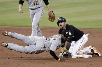 Pirates 2B Josh Harrison out 6 weeks with broken finger