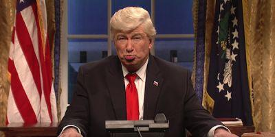 How Could SNL's Donald Trump Impression Be Even Better? Billy Baldwin Has The Answer