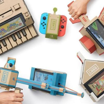 This sale brings Nintendo Switch Labo kits close to their best prices yet