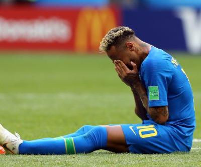'Crying is good' - Thiago Silva reassures Neymar after tearful Brazil win
