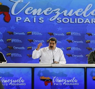 Trump's Venezuela military option, once scoffed at, is now gaining backers as millions flee the crippled country