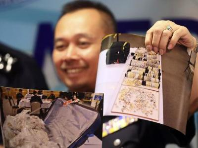 Malaysia ex-PM says seized items gifts, value inflated
