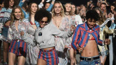 Tommy Hilfiger Outdid Himself With Tommyland in Los Angeles