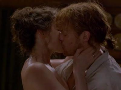 Sam Heughan and Caitriona Balfe on How 'Outlander' Approaches Sex Scenes