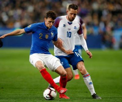 Mbappe, Griezmann, Giroud score as France routs Iceland 4-0