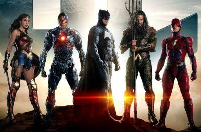 IMAX and WB Announce VR Deal for Justice League and Aquaman