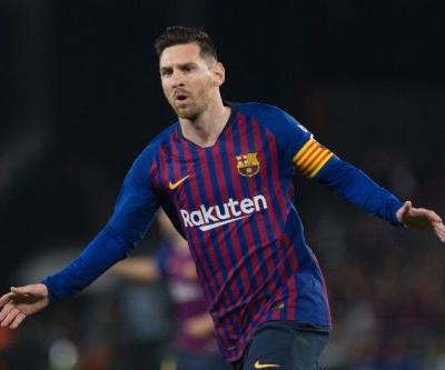 Fantastic Messi hat-trick blows away Betis